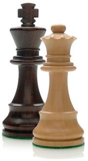 dame im schach